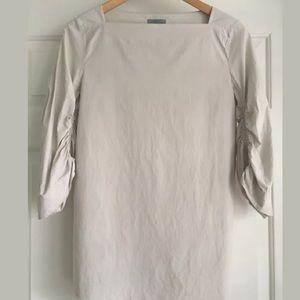 COS Cotton Tunic Top Sz 6